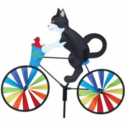 PK BIKE SPINNER TUXEDO CAT