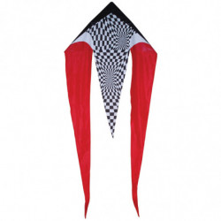 PK 45 IN. FLO-TAIL - RED...