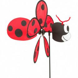 SPIN CRITTER (Ladybug)