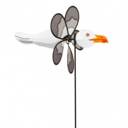SPIN CRITTER MOUETTE