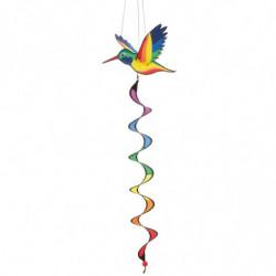 TWIST HUMMINGBIRD 3D